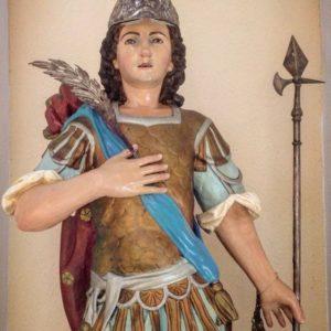 San Laviero Martire